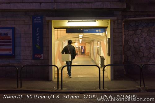 Test Nikon Df : 15 jours sur le terrain avec le reflex Vintage Nikon !