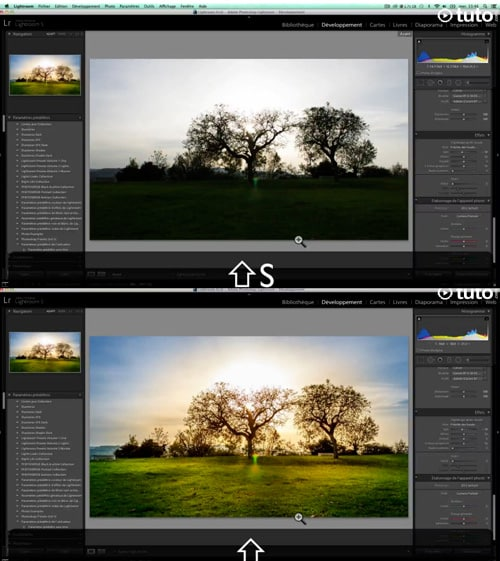 Comment corriger l'exposition d'une photo dans Lightroom 5 - Tuto vidéo