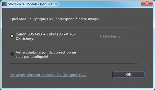 Tutoriel DxO : Comment supprimer les déformations en grand-angle