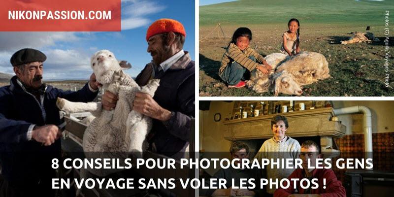 8 conseils pour photographier les gens en voyage sans voler les photos !