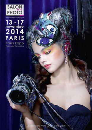 Salon de la Photo 2014 : l'affiche, les dates et des entrées gratuites