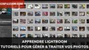 Apprendre Lightroom : tutoriels gratuits pour apprendre à traiter vos photos