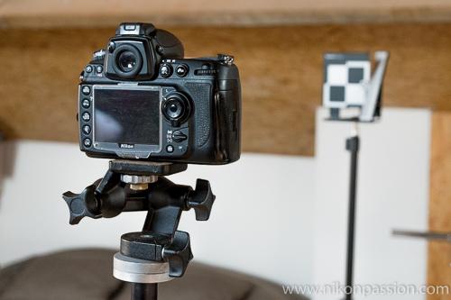 Problème de Back et Front Focus : test du Spyder Lens Cal Datacolor