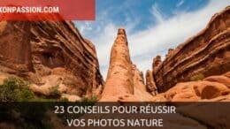 Comment réussir vos photos nature, faire de meilleures photos, des conseils simples