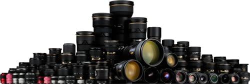 Pourquoi utiliser des objectifs anciens sur les reflex numériques modernes