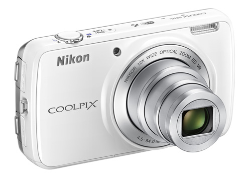 Nikon Coolpix S810c : le compact Android