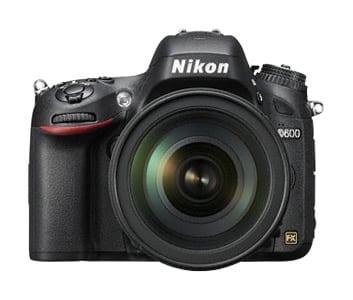 Problème de poussière Nikon D600 remplacement obturateur Nikon D600