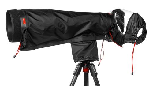 Protections contre la pluie pour appareil photo par Manfrotto