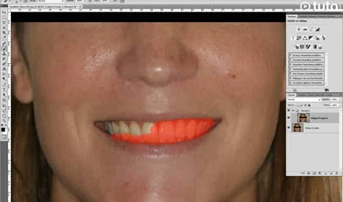 comment blanchir les dents en 2mn chrono   tutoriel portrait photoshop