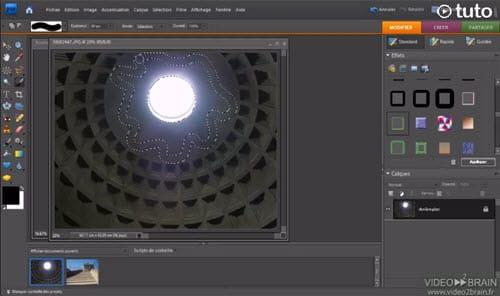 Comment utiliser les outils de s lection de photoshop for Outil miroir photoshop