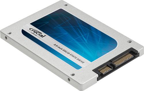 Nouveau disque SSD MX100 Crucial, le SSD à 40 cents le Go