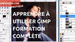 Apprendre à utiliser Gimp, formation complète