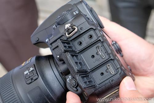 Nikon D810 Prise en main et premières impressions