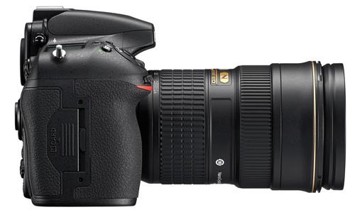Nikon D810 : nouveau capteur 36Mp, 51200 ISO, 7vps, Expeed 4, 3299 euros