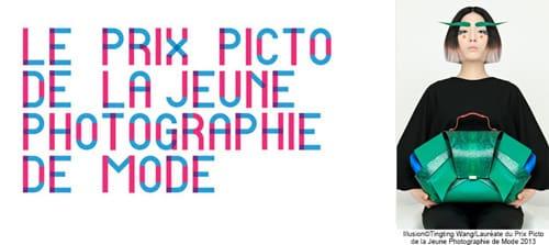 Appel à candidature du Prix Picto de la Jeune Photographie de mode 2014
