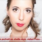 Apprendre le portrait en studio de A à Z : formation vidéo gratuite 1/4