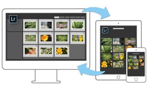 Les nouveautés de Lightroom 5.5 et Lightroom Mobile 1.1