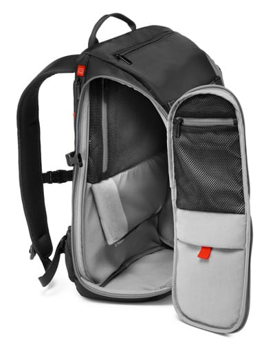 magasin d'usine 5935c 15d52 Travel Backpack de Manfrotto : le sac à dos photo polyvalent ...