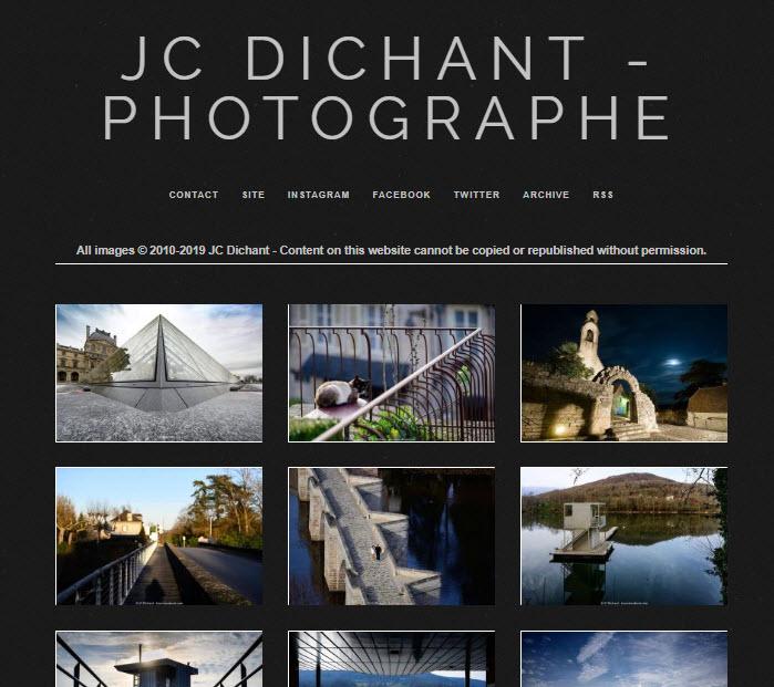 Tumblr pour les photographes - compte JCDichant