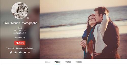 [Dossier] Réseaux sociaux : Google Plus pour les photographes - 4/4