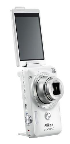 Nikon Coolpix S6900 comment faire un selfie