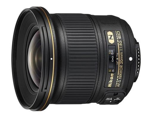 Nikon AF-S NIKKOR 20mm f/1.8G ED : le grand-angle fait peau neuve !