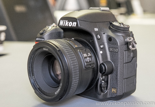 Nikon D750 Avis et Première prise en main