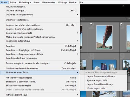 Aperture, iPhoto et Lightroom : importer vos photos et projets en douceur avec le plugin Adobe