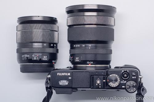 Test Fujifilm Fujinon 10-24mm f/4