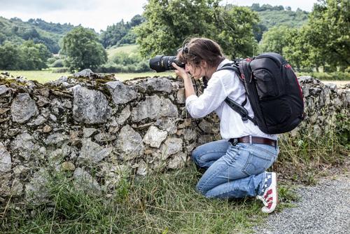 Comment choisir son sac photo ? Aurélie Coudière