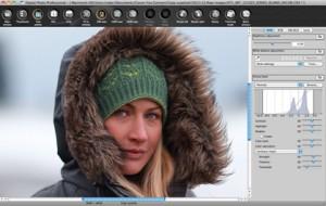 Canon DPP Traitement RAW - logiciel photo