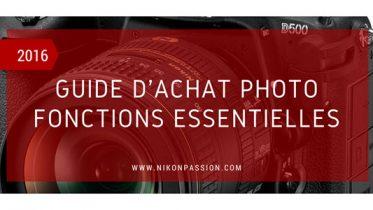 Guide d'achat appareil photo : fonctions et caractéristiques essentielles