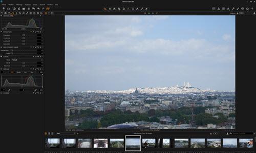 Comment traiter un RAW avec Capture One Pro - logiciels photo