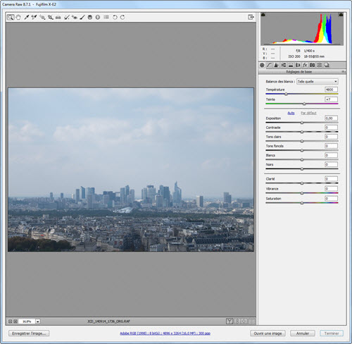 Comment traiter un fichier RAW dans Photoshop - logiciels photo