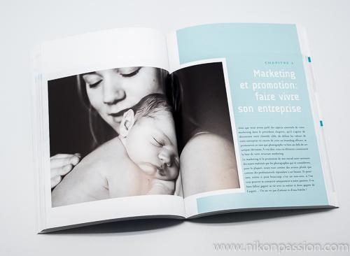 Etre photographe portraitiste - revue avis sur le livre de Sarah Tailleur