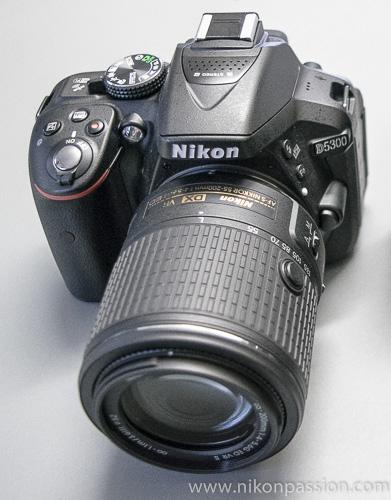 Nikon AF-S 55-200mm f/4-5.6G ED VR II