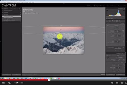 [Video] Comment utiliser le filtre radial de Lightroom - tutoriel