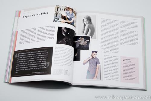Du casting au shooting: mode, beauté, publicité, relation photographe-modèle