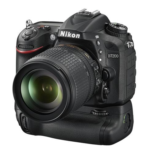 Nikon D7200 poignée grip MB