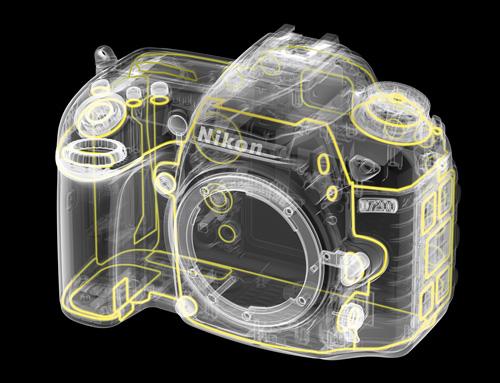 Nikon D7200 etancheite boitier