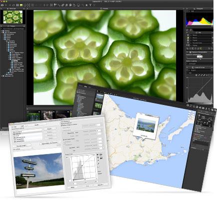 Nikon View NX-I et View NX-Movie Editor
