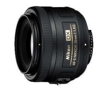 Nikon Nikkor AF-S 35mm f/1.8 G ED