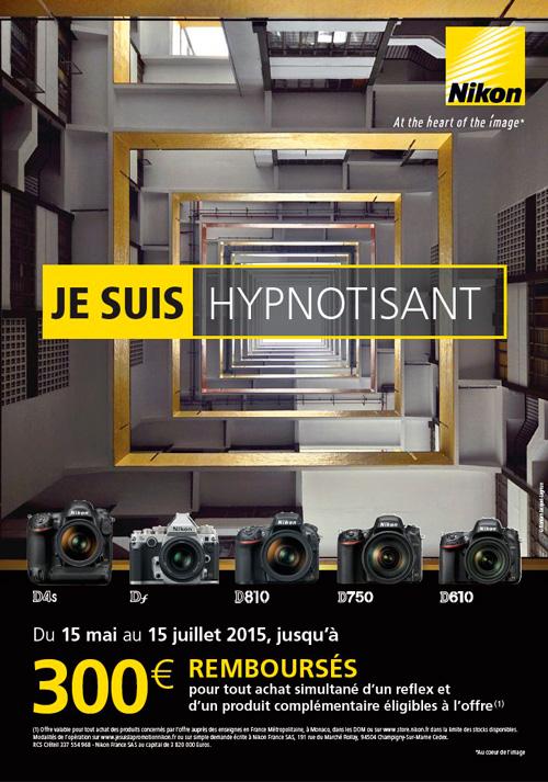 Remises et promotions Nikon : jusqu'à 300 euros de réduction sur reflex et compacts