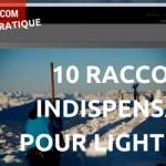10 raccourcis indispensables pour Lightroom