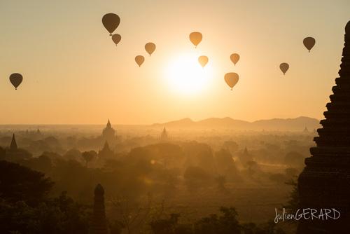 Comment photographier depuis une montgolfière - Photographie aérienne