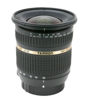 Tamron SP AF 10-24 mm F/3.5-4.5 Di II LD Aspherical IF