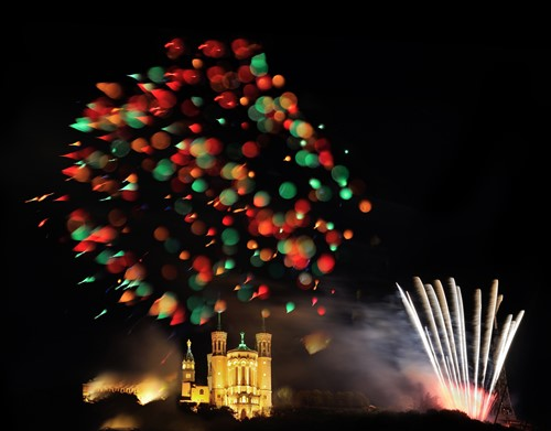 Comment photographier un feu d'artifice ?