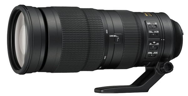 Nikon 200-500mm f/5.6 E ED VR