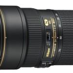 Zoom Nikon 24-70 f/2.8 E ED VR