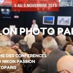 Salon de la Photo 2015 : programme des conférences et invitations gratuites